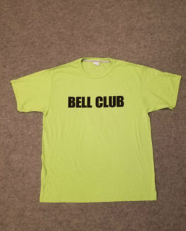 Do What You Can't Tee Bell Club Apparel